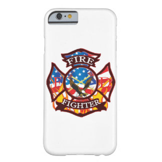 Fire Fighter Barely There iPhone 6 Case