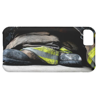 Fire Fighter Boots Case-Mate Case iPhone 5C Cover