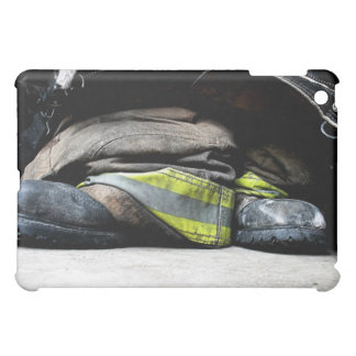 Fire Fighter Boots  iPad Mini Cases