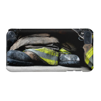 Fire Fighter Boots Speck Case iPod Touch (5th Generation) Cover