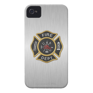 Fire Fighter Deluxe iPhone 4 Cover