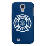 Fire Fighter EMT Samsung Galaxy S4 Cover