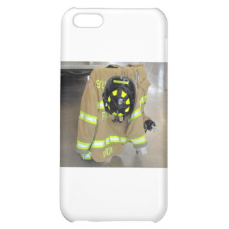 fire fighter helmit and jacket case for iPhone 5C