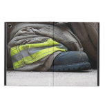 Fire Fighter iPad Air Cover