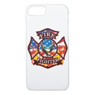 Fire Fighter iPhone 8/7 Case