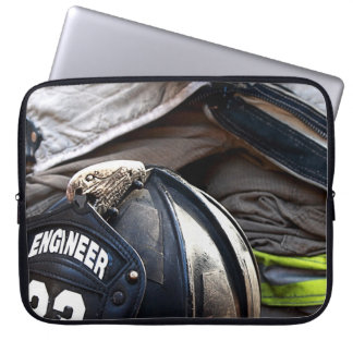 Fire Fighter Computer Sleeves