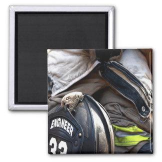 Fire Fighter Fridge Magnets
