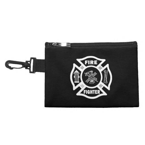 Fire Fighter Maltese Accessory Bags