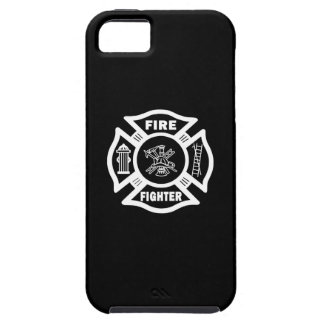 Fire Fighter Maltese Cross iPhone 5 Cases