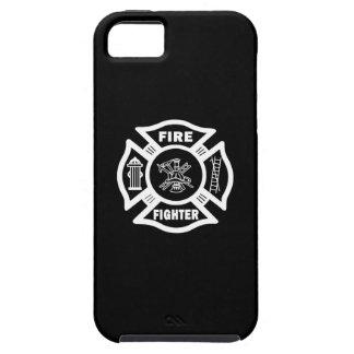 Fire Fighter Maltese Cross iPhone SE/5/5s Case