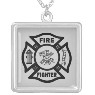 Fire Fighter Maltese Jewelry