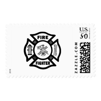 Fire Fighter Postage