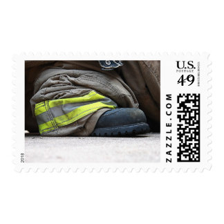 Fire Fighter Stamp