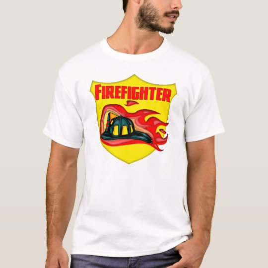 Fire Fighter T-shirts