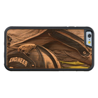 Fire Fighter Carved® Cherry iPhone 6 Bumper Case