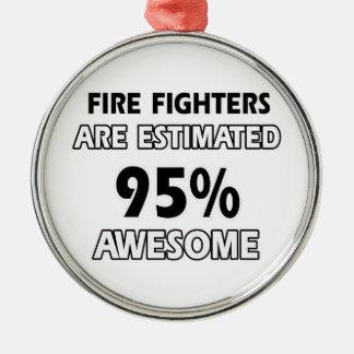 fire fighters designs ornament