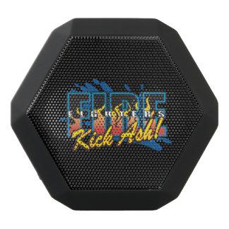 Fire Fighters Kick Ash! Black Bluetooth Speaker