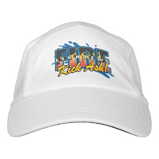 Fire Fighters Kick Ash! Hat