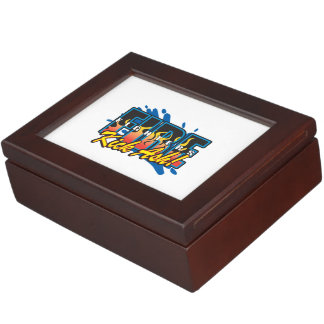 Fire Fighters Kick Ash! Memory Boxes