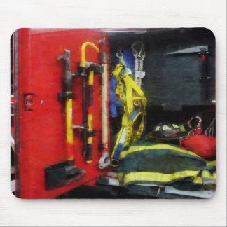 Fire Fighting Equipment Mousepad