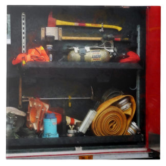 Fire Fighting Supplies Tile