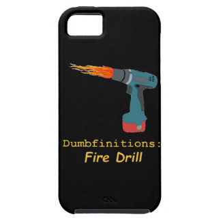 Fire! Fire Drill It's on the Case. iPhone SE/5/5s Case