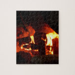 FIRE : Fireplace Hearth Jigsaw Puzzles