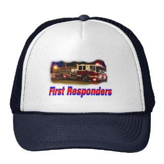 Fire First Responders Trucker Hat