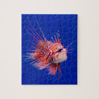 Fire Fish Jigsaw Puzzle
