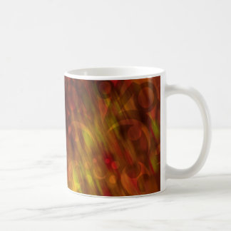 Fire Flakes Coffee Mug