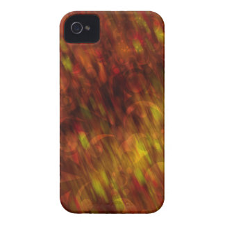 Fire Flakes iPhone 4 Cover