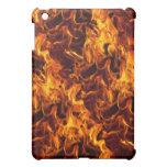 Fire / Flame  Background iPad Mini Cover