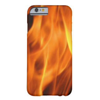 Fire Flames Barely There iPhone 6 Case