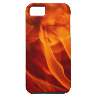 Fire & Flames Burning Fiery Gift Item iPhone SE/5/5s Case