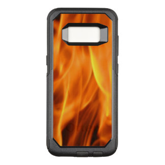 Fire Flames OtterBox Commuter Samsung Galaxy S8 Case