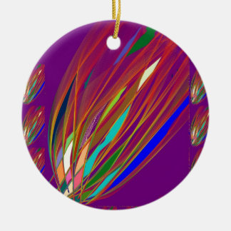 FIRE FLARE from Flying Object ufo Christmas Ornaments