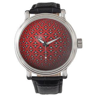 Fire Flower Wristwatch