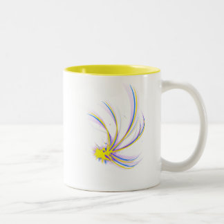 Fire Fly 2 Two-Tone Coffee Mug