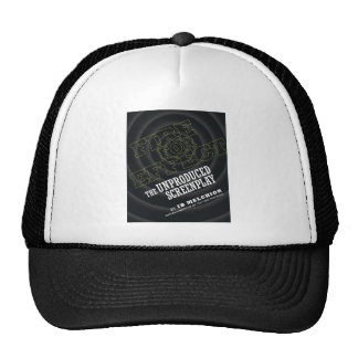 FIRE FOR EFFECT: THE UNPRODUCED SCREENPLAY by Ib M Trucker Hat