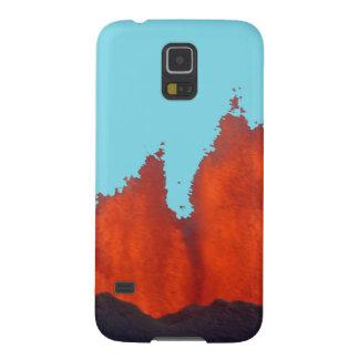 Fire Fountain s5 Case Galaxy S5 Case