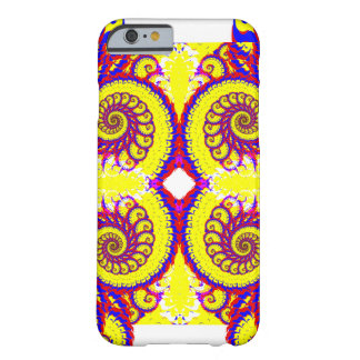 Fire Fractal Barely There iPhone 6 Case