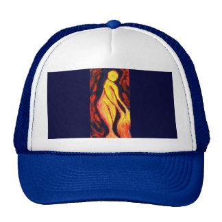 Fire Godess Trucker Hat