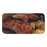 Fire Grilled Barbecue Ribs iPhone 5  Case iPhone 5 Covers