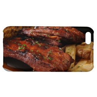 Fire Grilled Barbecue Ribs iPhone 5C  Case