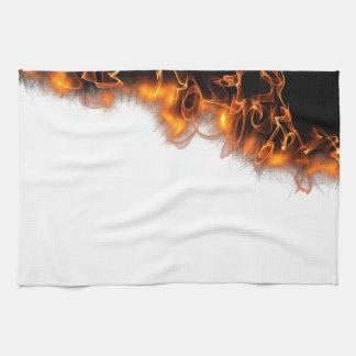 Fire! Hand Towel