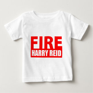 Fire Harry Reid Baby T-Shirt