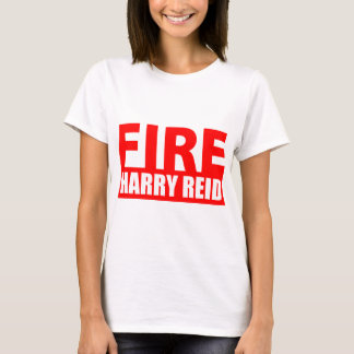 Fire Harry Reid T-Shirt