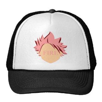 FIRE MESH HATS