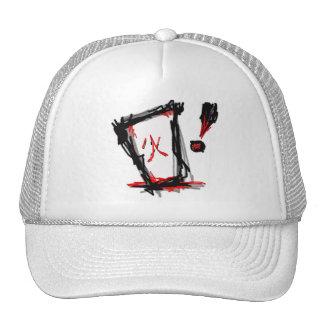 Fire Trucker Hats