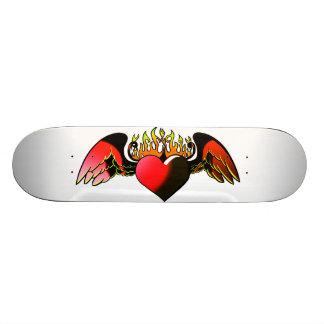 Fire heart fire heart skateboard